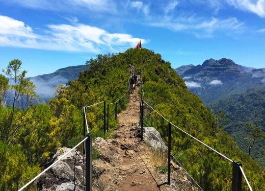 Unguided walks in Madeira Island